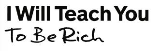 Ramit Sethi's logo current