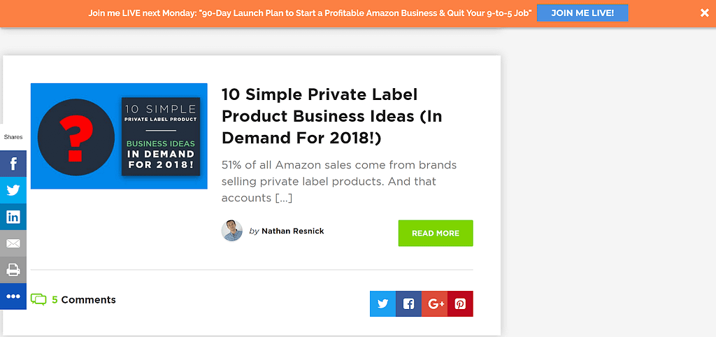 Call-to-action examples StartupBros
