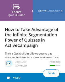The Infinite Segmentation Power of Quizzes in ActiveCampaign