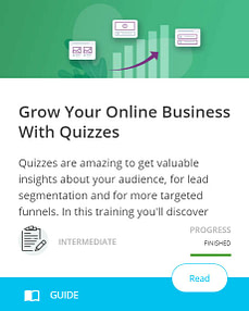 Grow Your Online Business with Quizzes
