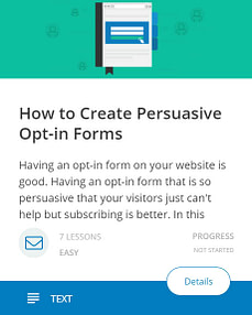 How to Create Persuasive Opt-In Forms