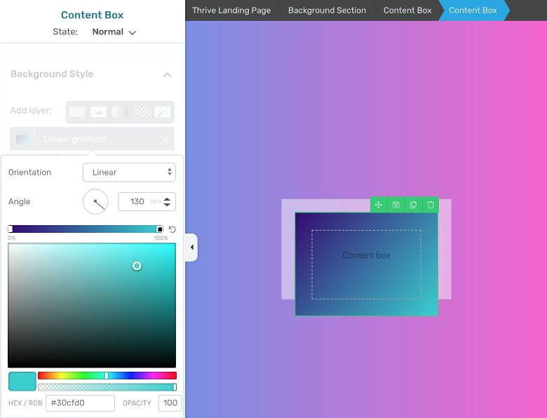how to make an ebook cover - second gradient