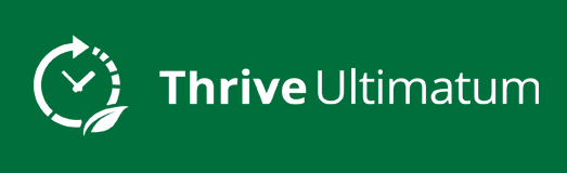 Thrive Ultimatum logo