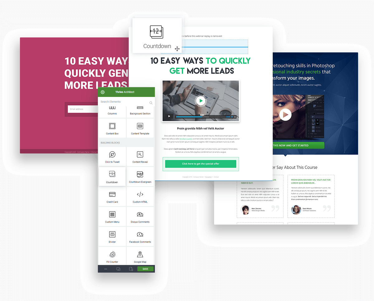 Landing Pages Every Marketing Purpose