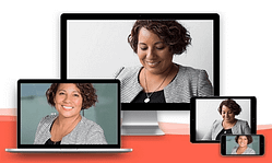 Online Course Smart Landing Page Set