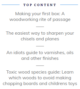 Choose your Top Content manually using the Post List element for display inside your sidebar design