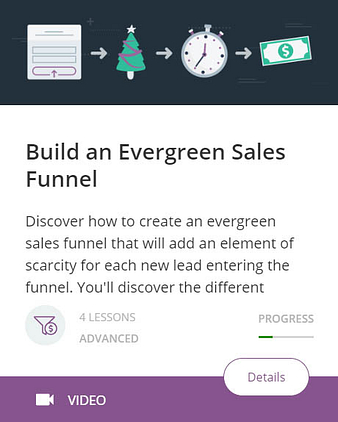Build an Evergreen Sales Funnel