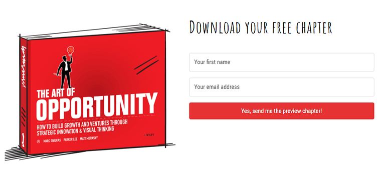 Free Chapter of Book - The Art of Opportunity