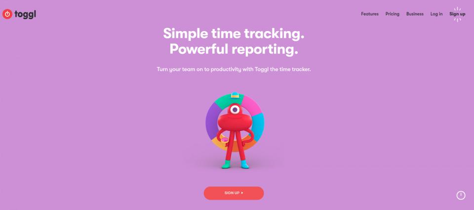 Toggl for freelancers