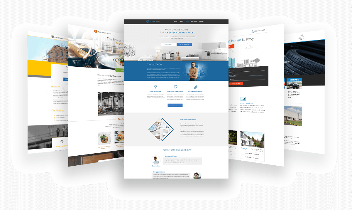 Lead Generation Landing Pages