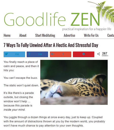 Logically optimized list points on Goodlife ZEN
