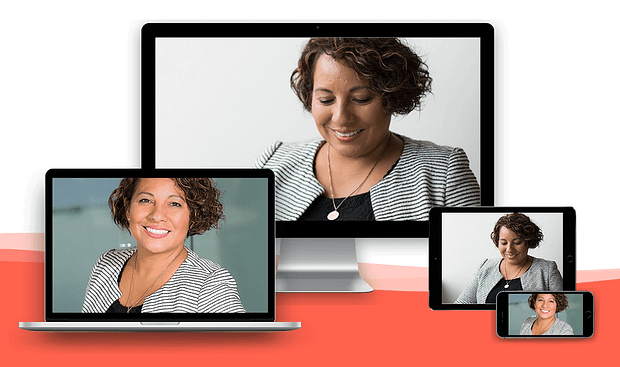 Customizable templates as part of selected Thrive landing pages