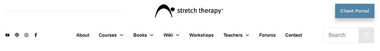 WordPress sticky header with menu