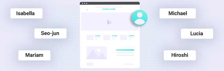 Personalized Landing Pages for Email Subscribers
