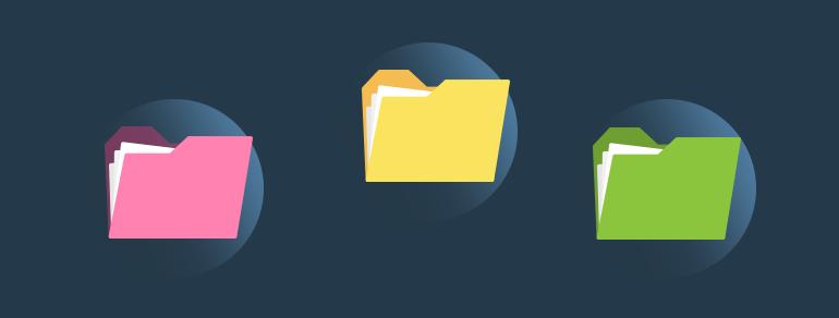WordPress Category Folders
