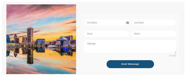 Embedding a Contact Form into WordPress