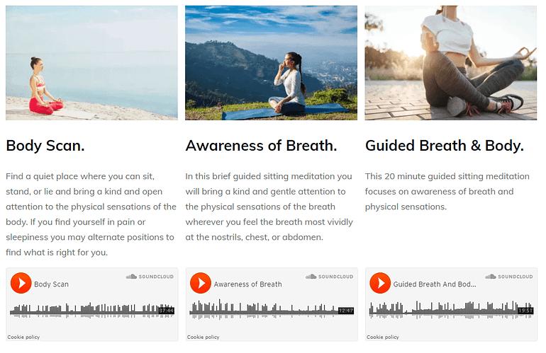 Embedding audio players into WordPress
