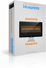 awesome screencast video blueprint